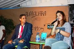 El dialogo con Ibeth Guzman