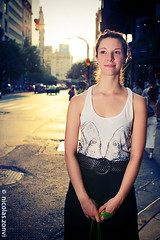 Agst (Nicolas Zonvi) Tags: sunset portrait woman argentina backlight buenosaires retrato elephants urbanfashion canon2470f28lusm