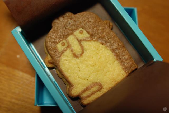 ゴリラクッキー