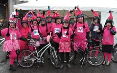 Flamingo crew at the Worst Day
