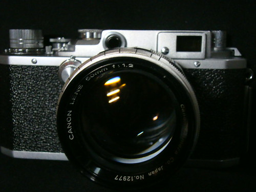 Canon4sb-2 with 50mmf1.2