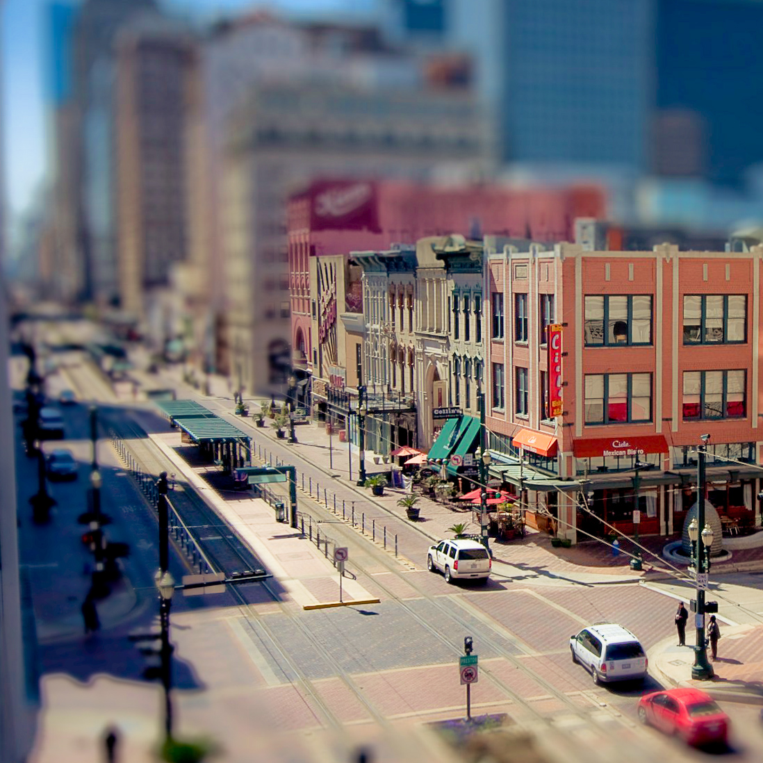 Beautiful Examples of Tilt Shift Photography