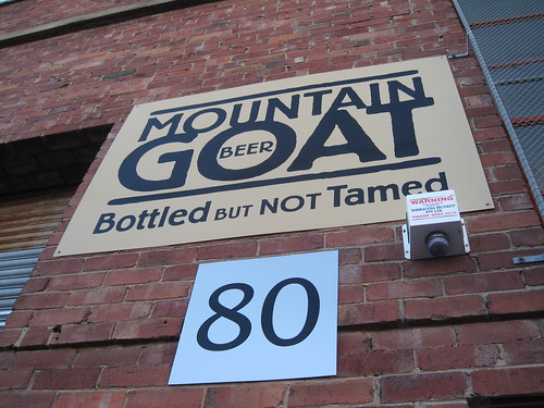 Click here for more images from Mountain Goat Brewing Co