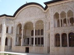 Kashan, Tabatabai House (4) (Prof. Mortel) Tags: iran kashan
