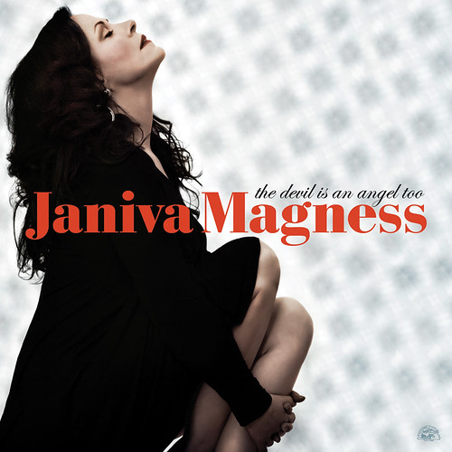 Janiva Magness - The Devil Is An Angel Too (CD)