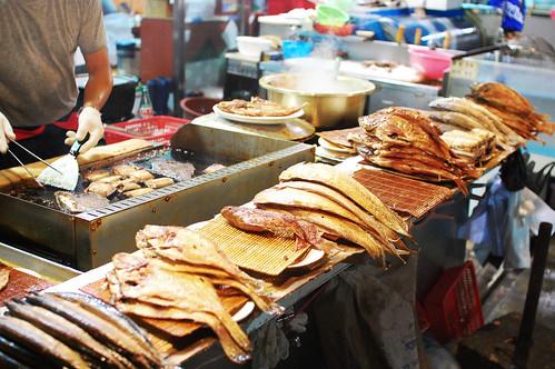 Fish Market 자갈치시장