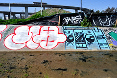 MQ, Ghetto B (.Colin.) Tags: graffiti mq dms bvrs ghettob
