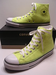 Tennis Ball Optic Yellow & White Hi (hadley78) Tags: shoe shoes ripleys ct ox guinness collection converse cons tennisball allstar chucks chucktaylors allstars worldrecord hitops lowtops lowtop hitop joshuamueller hadley78 thatconverseguy