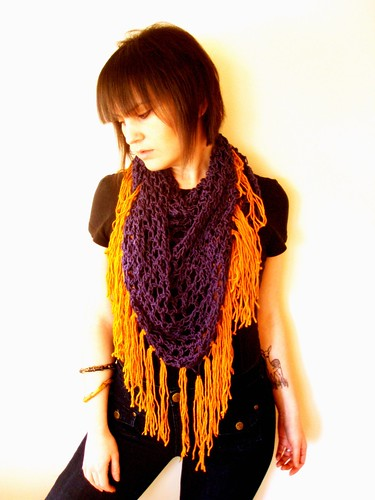 softspoken triangle scarf