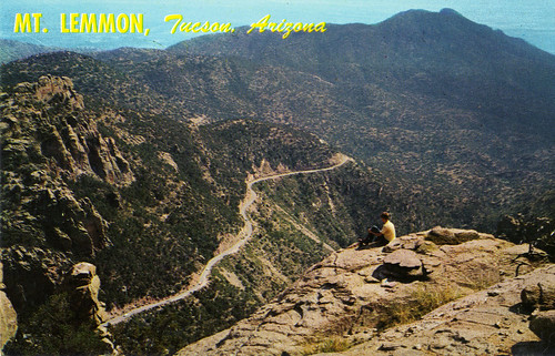 Mt. Lemmon, Tucson, Arizona