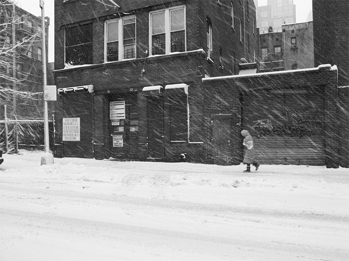 Snow Day 2010