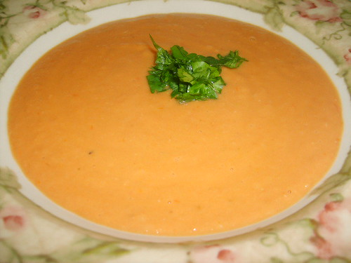 Spicy White Bean and Tomato Soup5