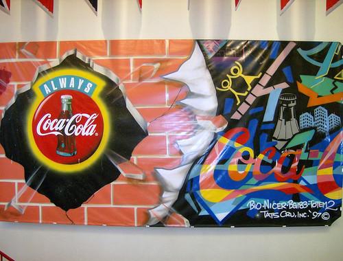 Tats Cru x Coca Cola