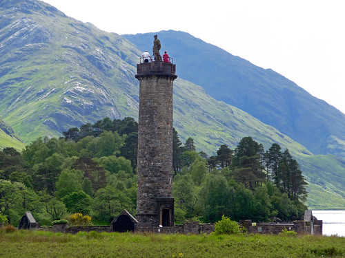 Glenfiinnan Monument, Inverness-shire