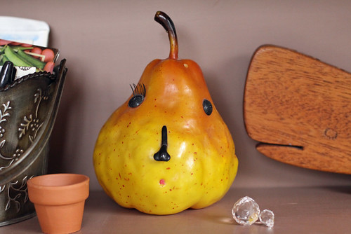 the enigmatic pear