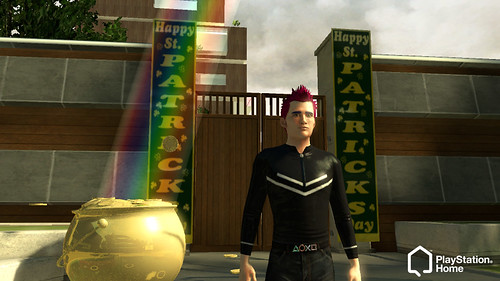 PlayStation Home - PlayStation.Blog Buckle/Jeans Exclusive item