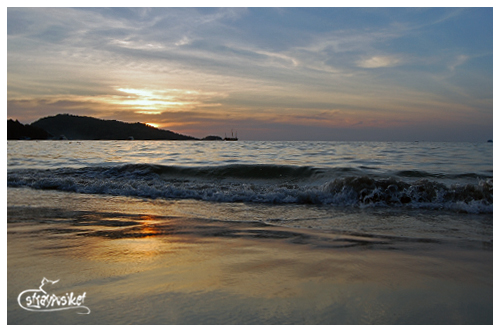 sunset at patong3