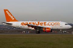 G-EZEC - 2129 - Easyjet - Airbus A319-111 - Luton - 091201 - Steven Gray - IMG_4724