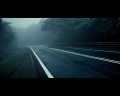 Welcome to Silent Hill (Nasey) Tags: cinema fog movie highway foggy malaysia nikkor cinematography cinematic fogg silenthill perak nikkon d90 gerik 18135mmf3556g nasey nasirali