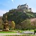 A Great View While Visiting Edinburgh