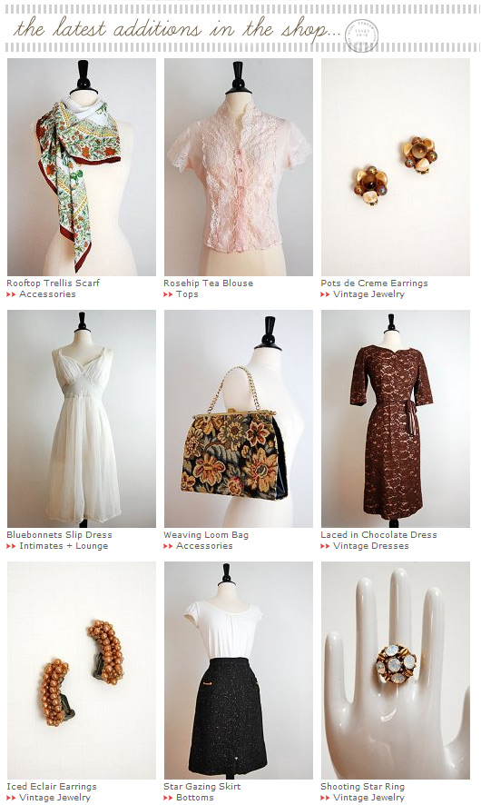 March-30-AdoreVintageShopUpdates