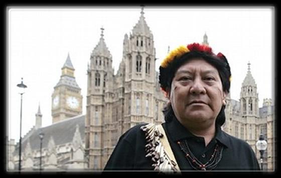 DaviKopenawa,yanomami,ecologiste,shaman,forêt,amazonie,amerindiens