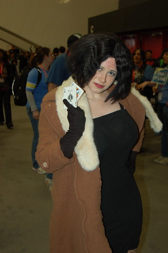 WonderCon 2010: Lady Bullseye