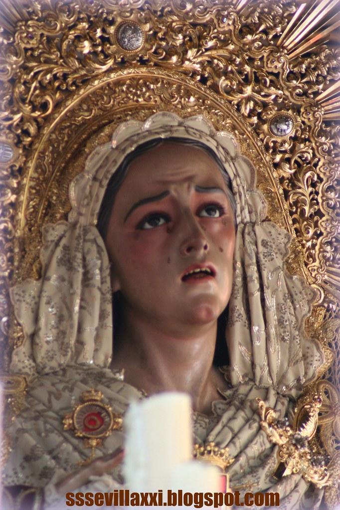 Nuestra Señora de los Dolores y Misericordia. Domingo de Ramos 2010