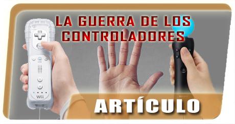 Banner Guerra de los controladores