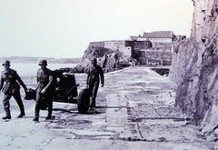 Elizabeth Castle during the Occupation