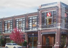 "Washington DC's ""social Safeway,"" just above Georgetown, opening May 2010 (via DC Mud)"