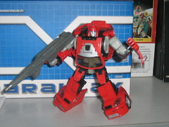 Cliffjumper Custom (crystille21) Tags: transformers