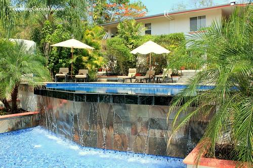 Infinity Pool at Ka'ana Boutique Resort, Belize