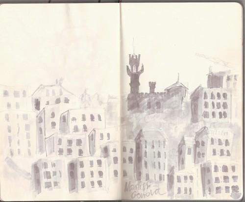 Il castello Mackenzie di Genova