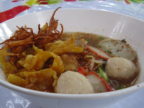 Kuay Teow Tom Yum Sukhothai