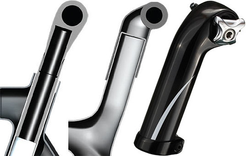 Trek integrated seatpost