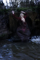 The Drain (chloeswallow1) Tags: fairytale creepy alevel brookeshaden