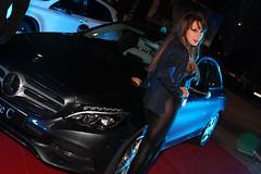 3-Citycar Sur presenta los nuevos Mercedes-Benz Clase C y GLA con la espectacular actuación de Nancys Rubias