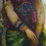 MOREAU Gustave - Hélène sur les Murs de Troie (drawings, dessin, disegno-Louvre RF32135) - Detail 09 thumbnail