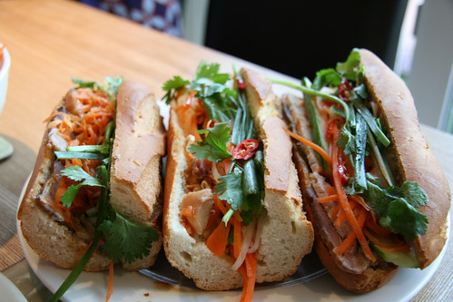 Mon Me Vietnamese Baguettes and More - London - United Kingdom 1