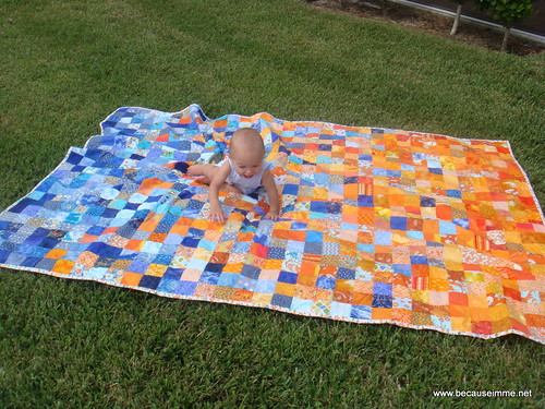 Allie's UF quilt