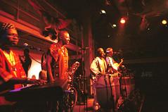 Osibisa African Band from Ghana at the Jazz Cafe London Aug 27 1999 004 (photographer695) Tags: osibisa ghana world african music band from jazz cafe london aug 27 1999