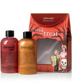 Philosophy Trick or Treat Bath set