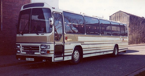 Flickriver: Photoset 'Plaxton coaches' by miledorcha