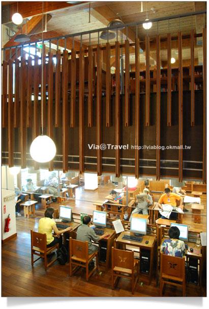 【北投一日遊】北投圖書館~綠色概念美學的圖書館14