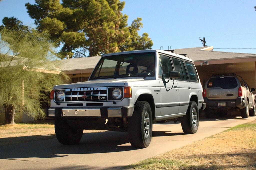 Montero 1989 Sale 1989 Montero 5 Speed 6
