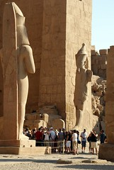 The Little People (p medved) Tags: temple egypt egipto karnak luxor gypten templo egitto egypte egito tempel egypten templom tempio tapnak hram egipt misr misir chrm tempelj templu egipat egyptus