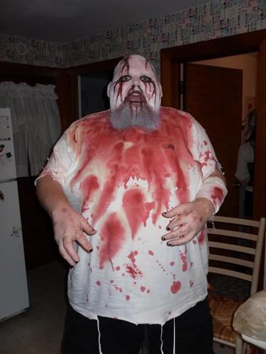 zombies makeup. Zombie makeup
