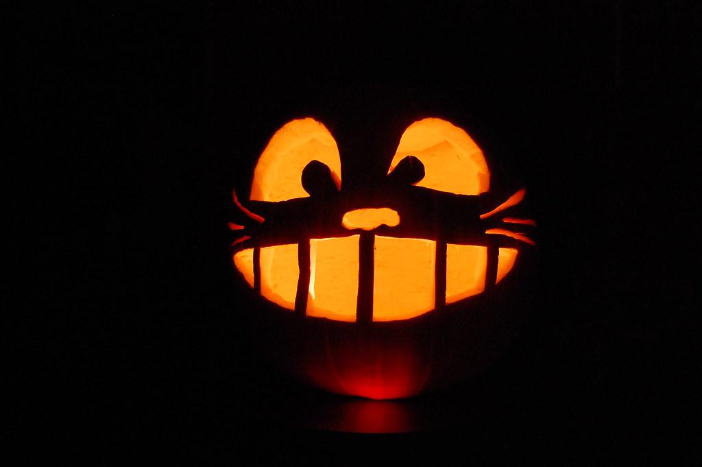 halloween hl2 pumpkin night