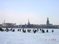 riga (Vecaks.narod.ru) Tags: fish latvia riga fishman krizis